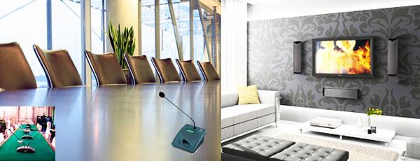 Sf impianti tecnologia e domotica per la tua casa - Impianti audio per casa ...